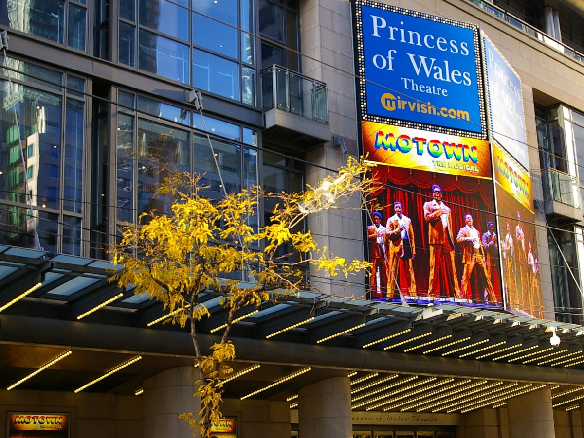 Princess of Wales Theatre