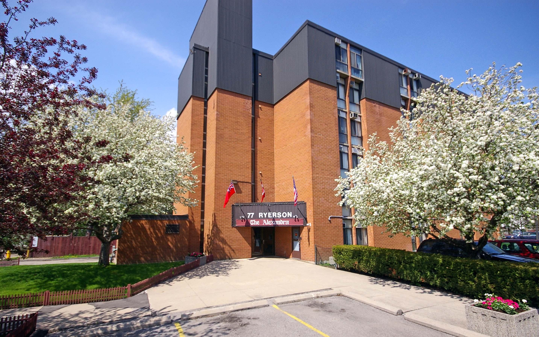 Alexandra Hotel - Hotel Entrance - 1200