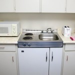 Kitchenette in all rooms